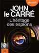 L'HERITAGE DES ESPIONS - LIVRE AUDIO 1CD MP3